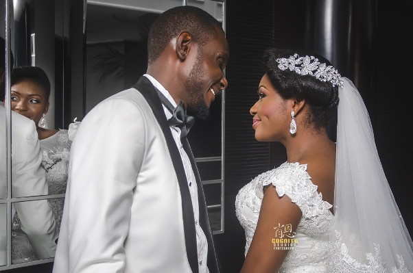 My Big Nigerian Wedding Blessing & George Abuja Wedding - LoveweddingsNG21