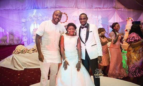 First Photos from MBNW Winners' – Blessing & George's Wedding in Abuja