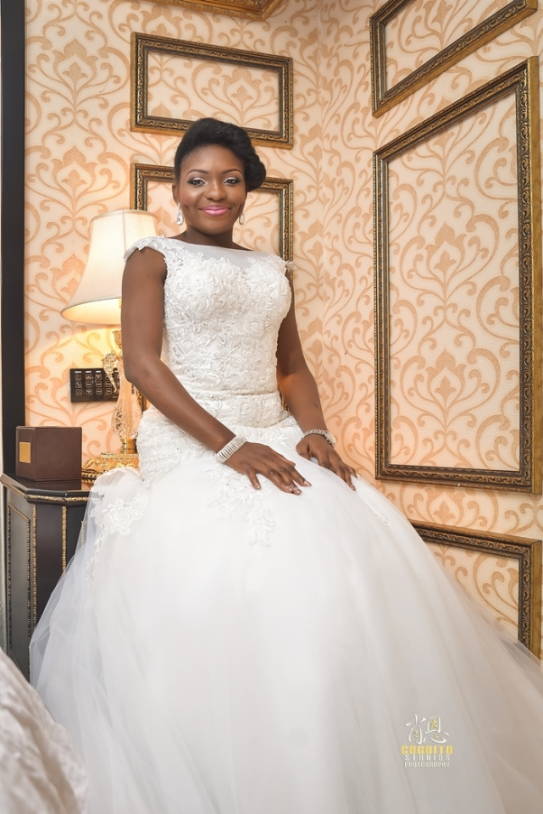 My Big Nigerian Wedding Blessing & George Abuja Wedding - LoveweddingsNG7