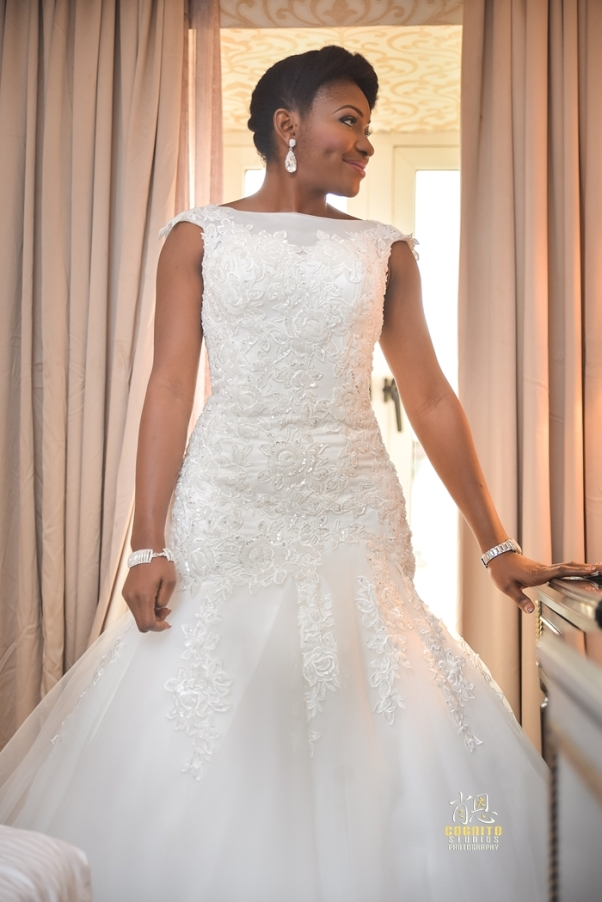 My Big Nigerian Wedding Blessing & George Abuja Wedding - LoveweddingsNG8