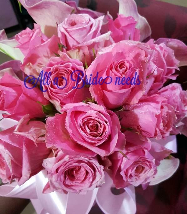 Nigerian Bridal Bouquet All A Bride Needs LoveweddingsNG