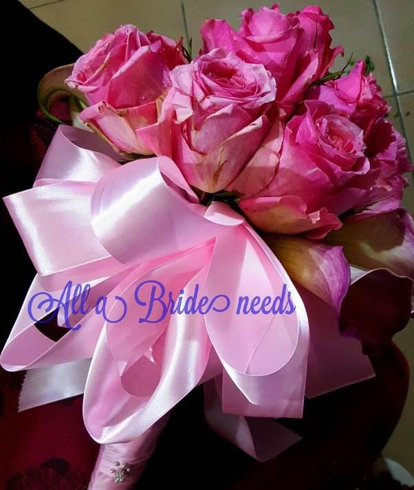 Nigerian Bridal Bouquet All A Bride Needs LoveweddingsNG1