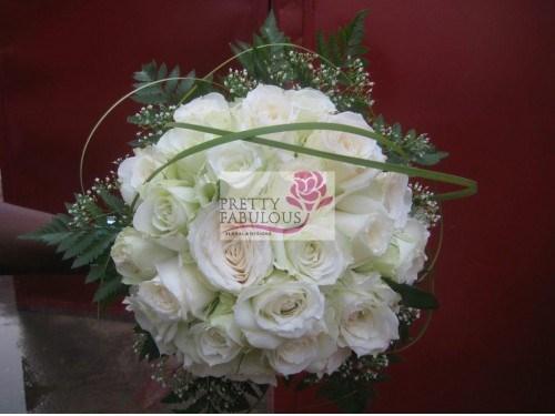 Nigerian Bridal Bouquet Pretty Fabulous LoveweddingsNG