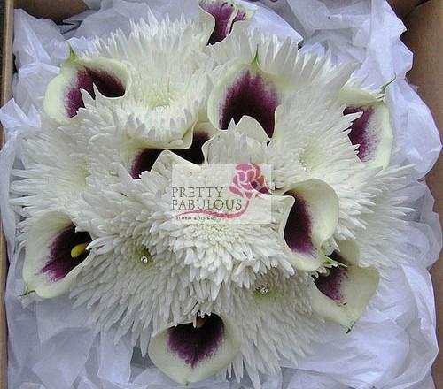 Nigerian Bridal Bouquet Pretty Fabulous LoveweddingsNG2