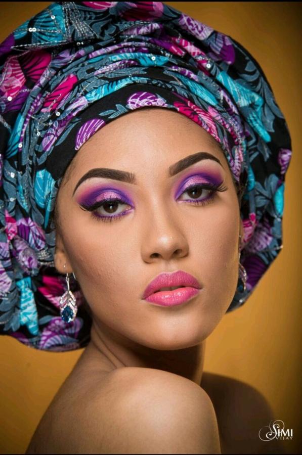 Nigerian Bridal Makeup Mimis Makeover - LoveweddingsNG11