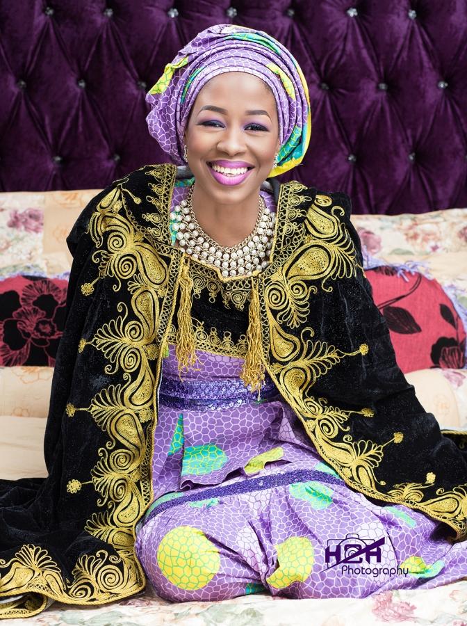 Nigerian Bridal Makeup Mimis Makeover - LoveweddingsNG12