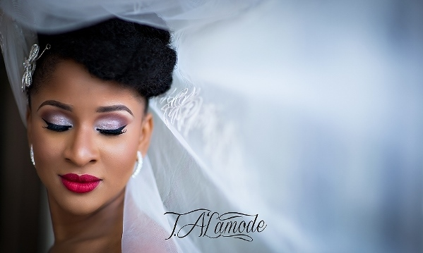 Bridal Makeup Inspiration | T.A'La Mode Makeup