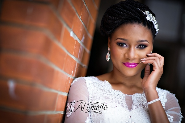 Nigerian Bridal Makeup TAlaMode Makeup LoveweddingsNG