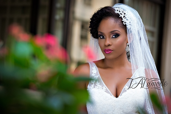 Nigerian Bridal Makeup TAlaMode Makeup LoveweddingsNG11