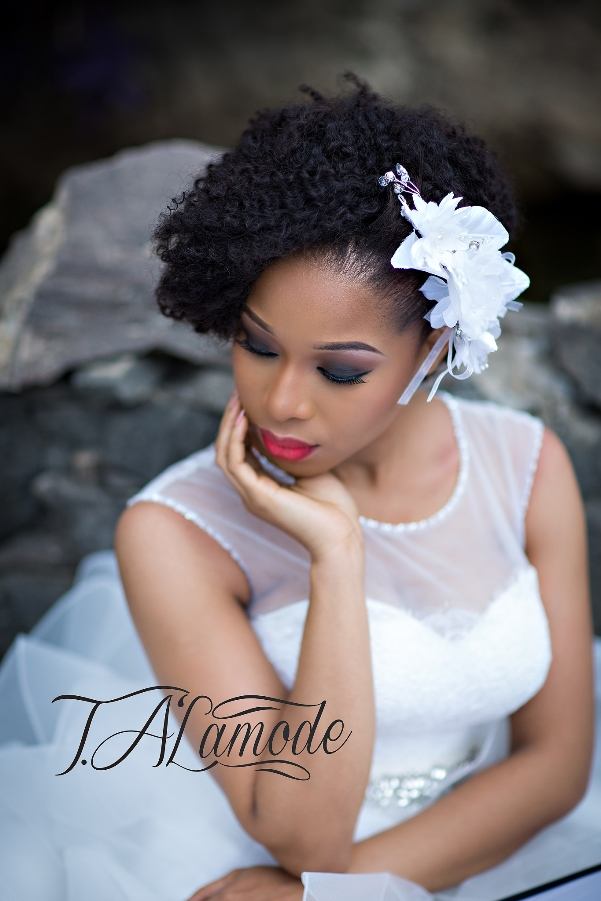 Nigerian Bridal Makeup TAlaMode Makeup LoveweddingsNG3