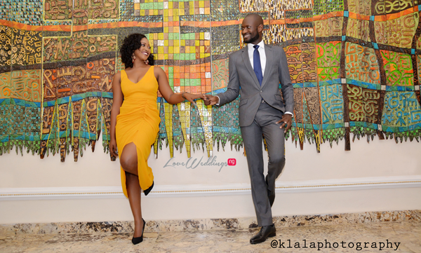 Nigerian Demola & Temilayo Pre Wedding Klala Photography feat