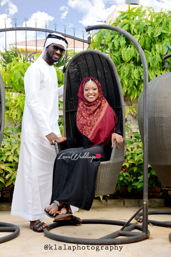 Nigerian Demola & Temilayo Pre Wedding Klala Photography17
