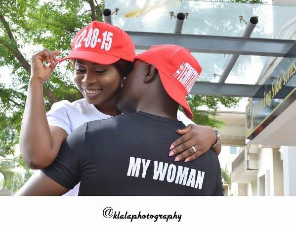 Nigerian Save The Date Inspiration - Klala Photography