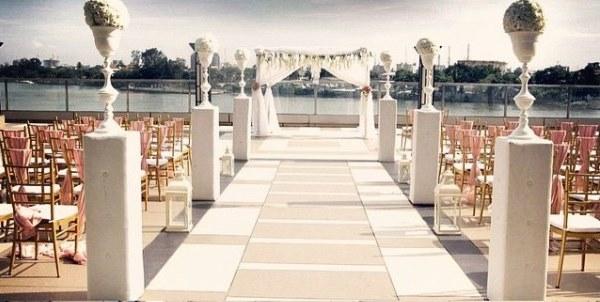 Nigerian Wedding Decor LoveweddingsNG Posh Event Solutions