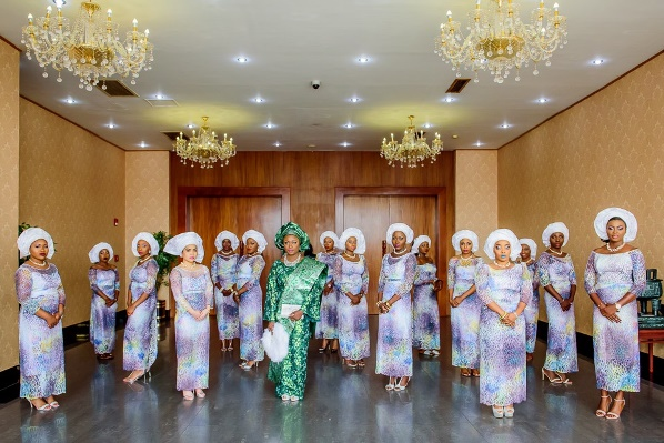 Solange Inspired Amina and Damola Wedding Jide Odukoya Photography