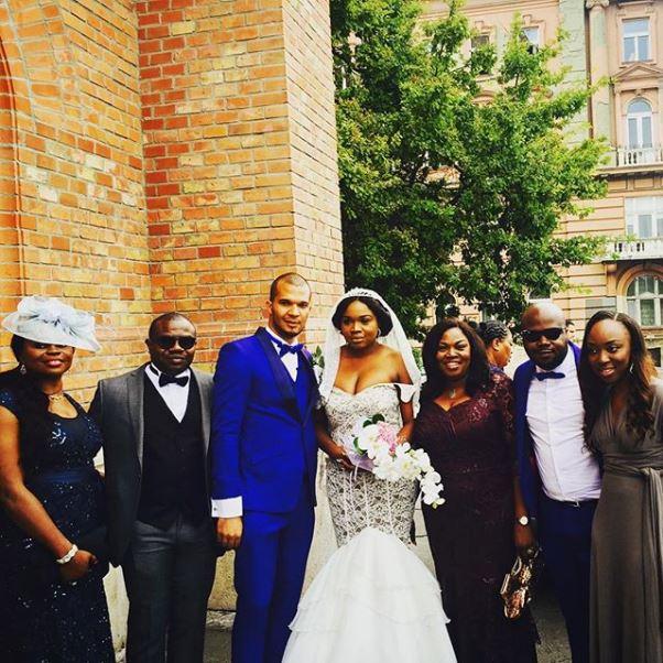 Tobor Esiri & Victor Akinyooye Budapest Wedding LoveweddingsNG4