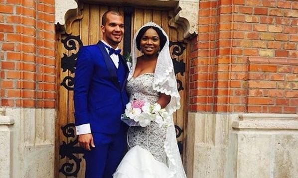 First Photos From Tobor Esiri & Victor Akinyooye's Wedding in Budapest