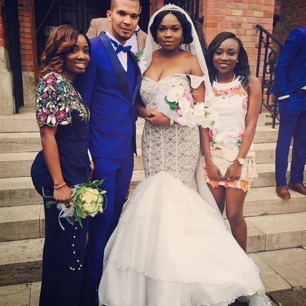 Tobor Esiri & Victor Akinyooye Wedding Budapest LoveweddingsNG5