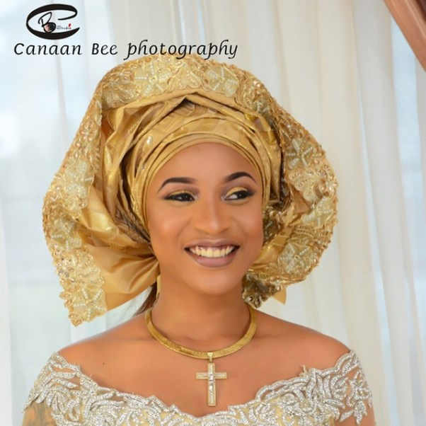 Tonto Dikeh Oladunni Churchill Traditional Wedding - LoveweddingsNG4