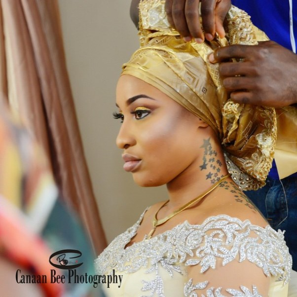 Tonto Dikeh Oladunni Churchill Traditional Wedding - LoveweddingsNG8