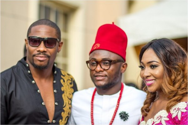 Ubi Franklin and Lilian Esoro Introduction - LoveweddingsNG13