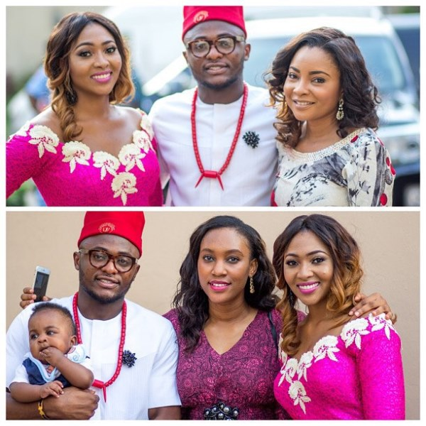 Ubi Franklin and Lilian Esoro Introduction - LoveweddingsNG17