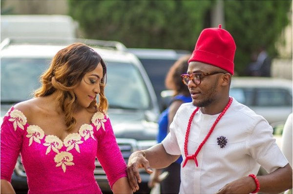 Ubi Franklin and Lilian Esoro Introduction - LoveweddingsNG18