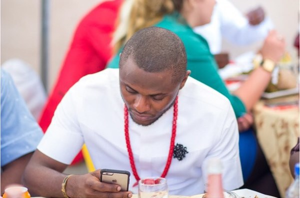 Ubi Franklin and Lilian Esoro Introduction - LoveweddingsNG22