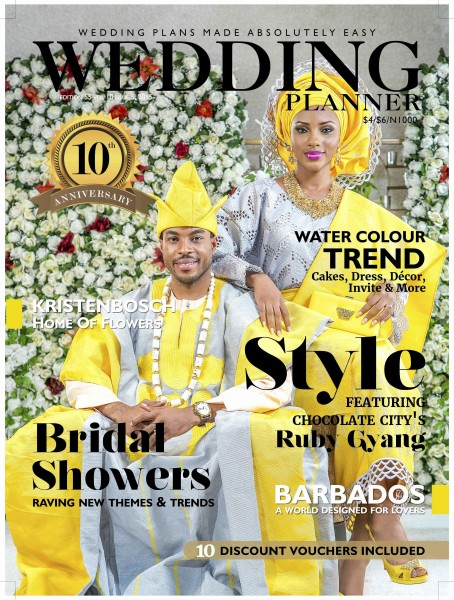 Wedding Planner Magazine 10 Anniversary - LoveweddingsNG