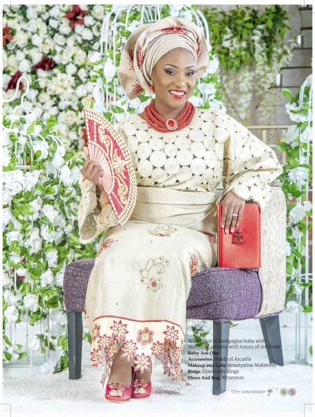 Wedding Planner Magazine 10 Anniversary - LoveweddingsNG2
