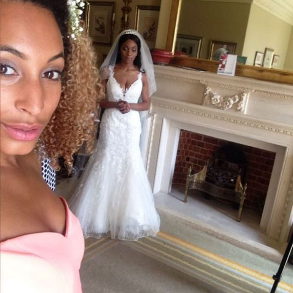 X factor Rachel Adedeji weds LoveweddingsNG3