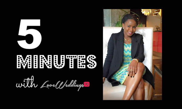 5 minutes with Ginika RTM Makeup And Beauty LoveweddingsNG