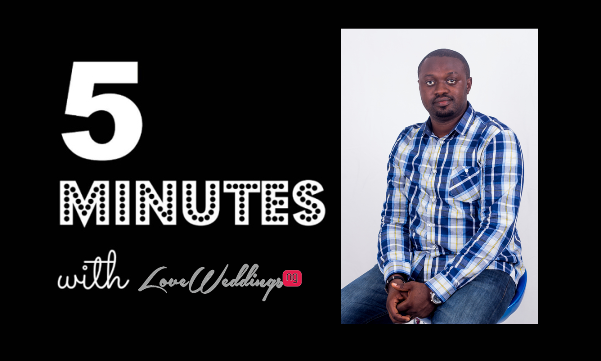 5 Minutes With… Lanre| LanreEsho Films