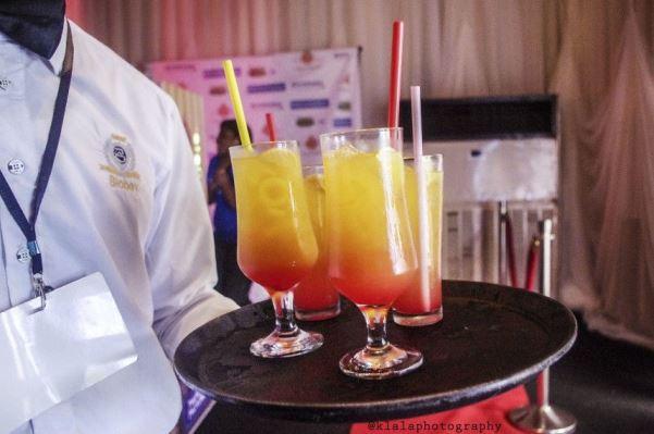 Emmanuel & Noye My Big Nigerian Wedding Lagos - LoveweddingsNG cocktails