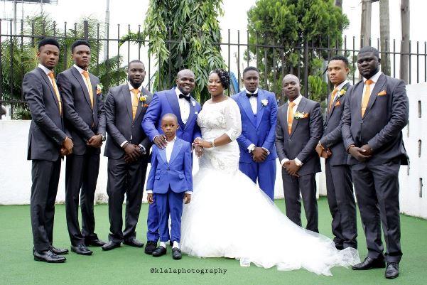 Emmanuel & Noye My Big Nigerian Wedding Lagos - LoveweddingsNG19
