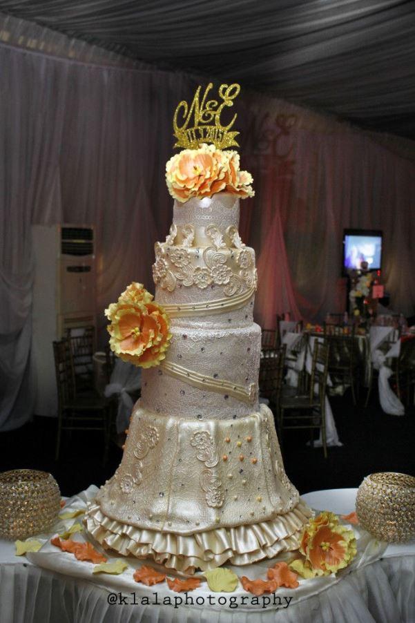 Emmanuel & Noye My Big Nigerian Wedding Lagos - LoveweddingsNG34