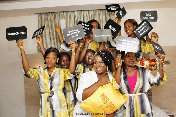 Emmanuel & Noye My Big Nigerian Wedding Lagos - LoveweddingsNG4