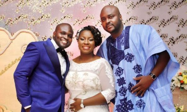 Official Pictures from Noye & Emmanuel's Big Nigerian Wedding in Lagos