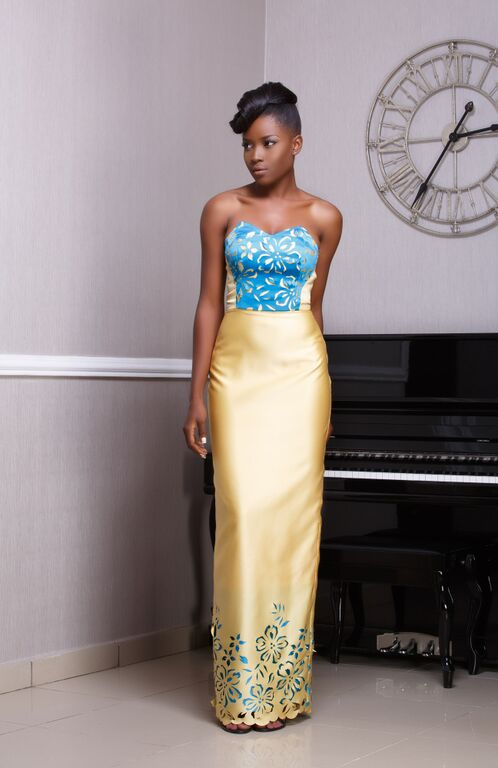 Funke Adepoju Resort 2016 Collection Lookbook LoveweddingsNG3