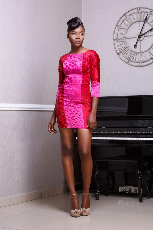 Funke Adepoju Resort 2016 Collection Lookbook LoveweddingsNG9