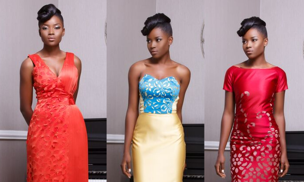 """A Very Floral Dream"" – View Funke Adepoju's Resort 2016 Collection"