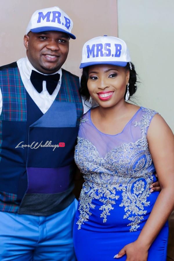 Lara George's Brother - Ademola Bajomo weds Nnenna LoveweddingsNG12