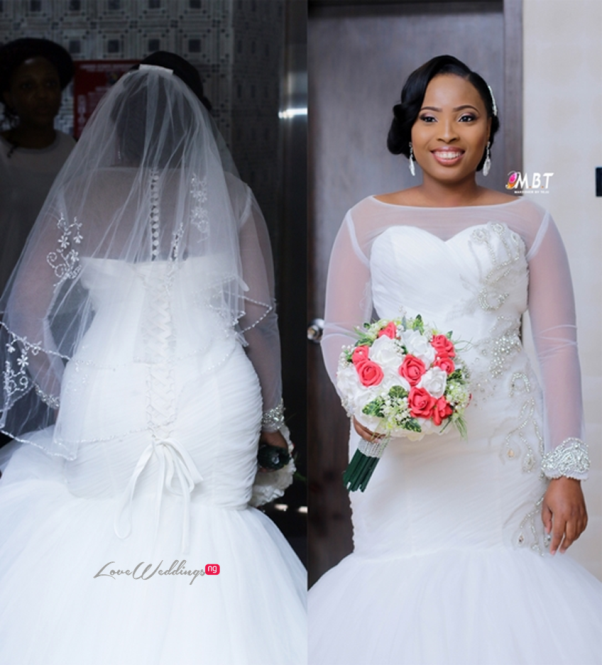 Lara George's Brother - Ademola Bajomo weds Nnenna LoveweddingsNG13