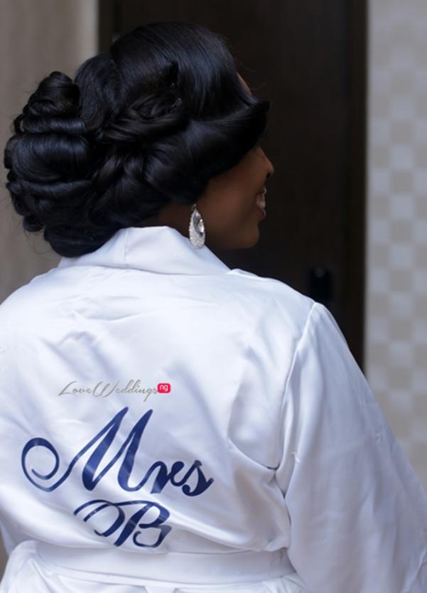 Lara George's Brother - Ademola Bajomo weds Nnenna LoveweddingsNG6