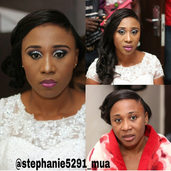 LoveweddingsNG Before and After Stephanie MUA (2)