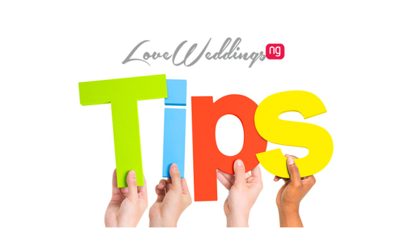 LoveweddingsNG Vendor Tips