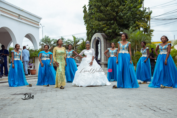 Loveweddingsng Amarachi & Francis White Wedding Diko Photography - Solange Inspired