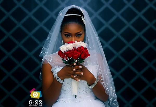 Nigerian Bridal Makeup Inspiration