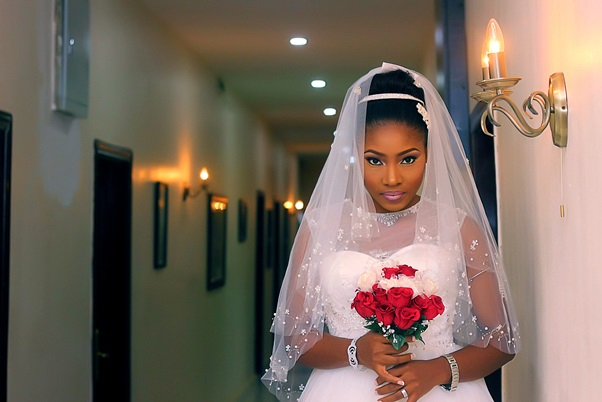 Nigerian Bridal Makeup Inspiration - LoveweddingsNG1