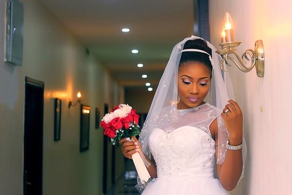 Nigerian Bridal Makeup Inspiration - LoveweddingsNG3